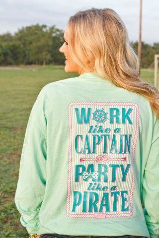 Work Like a Captain, Party Like a Pirate: Jadelynn Brooke – Charming's Boutique