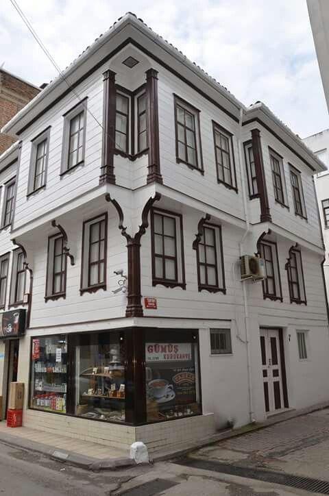 Sinop evi. Turkey.