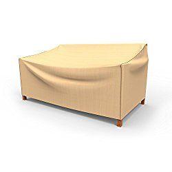 Rust Oleum Neverwet Outdoor Patio Sofa Cover Medium Tan