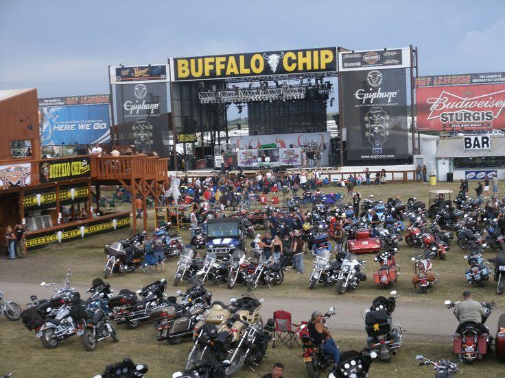 Buffalo Chip, Sturgis SD