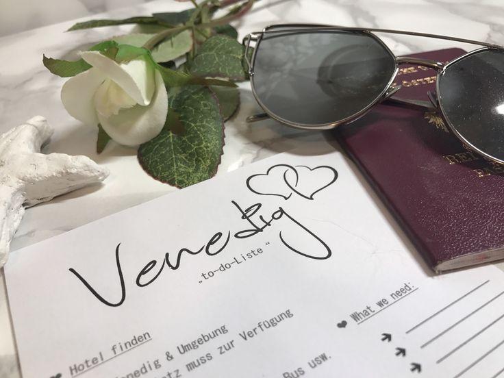 """Reiseplanungen nach Venedig, Italien ❤️ Als """"Travelblogger"""" zieht es uns wieder mal hin zu einem Städtetrip! Schaut vorbei auf meinem Blog 🔜 www.daaaniieee.at"""