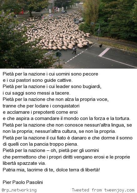 #Pasolini #Pasolini40