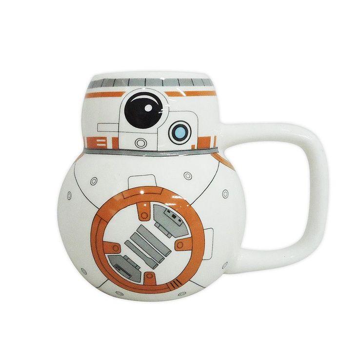 Star Wars: Episode VII The Force Awakens BB-8 Coffee Mug, Orange