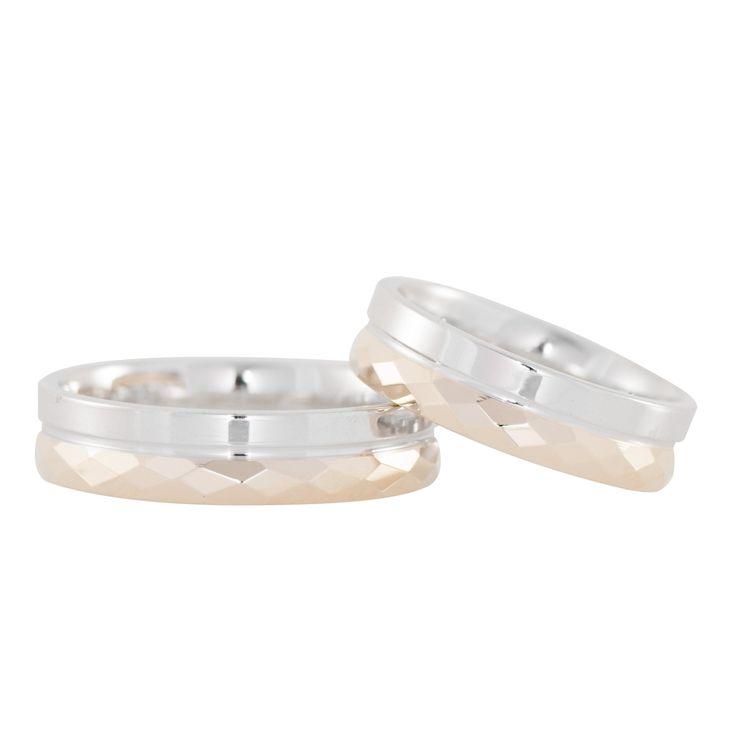 Wedding rings of joy