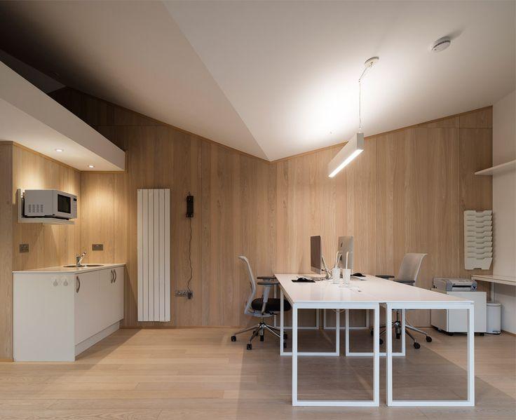 Shinnoki Dezeen Trendy Office Design Shinnoki