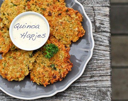 quinoa hapjes