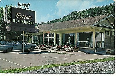 Roadside America Trotters Restaurant Pigeon Forge Tennessee Lunch For Vintage Pigeon