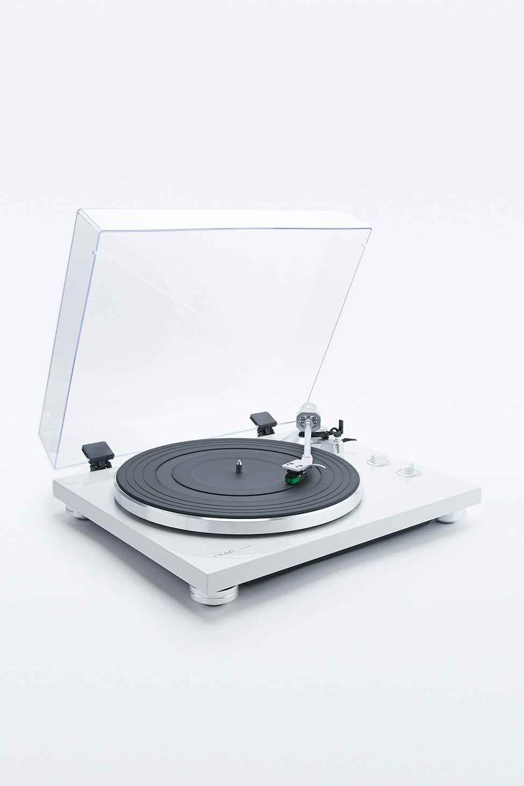 Teac TN-300 Analogue Turntable in White