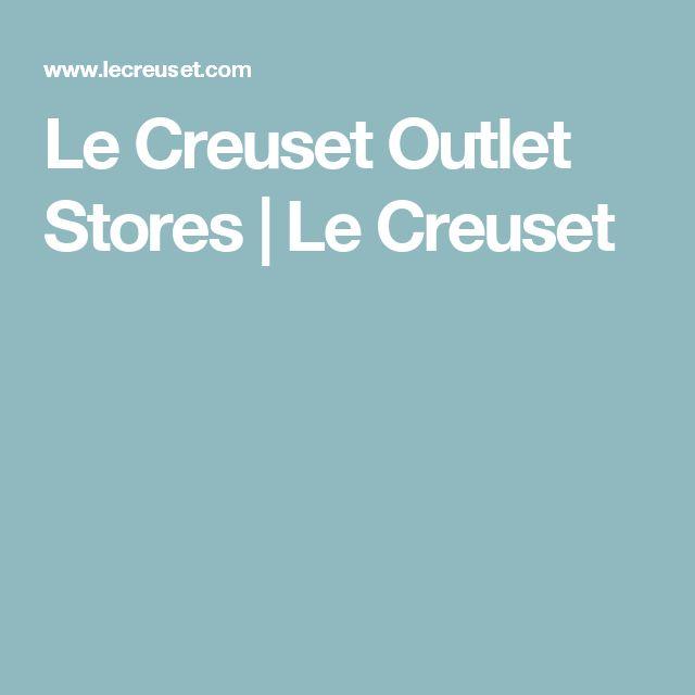 Le Creuset Outlet Stores | Le Creuset