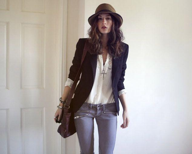 Eclectic bohemian fashion | On: Fashion Blogger Constance Phillips | Styloko | Women's fashion ...