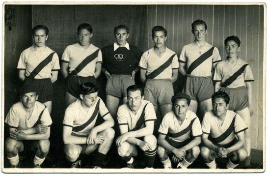 Equipo Seminario Atlético, Ancud, 1945