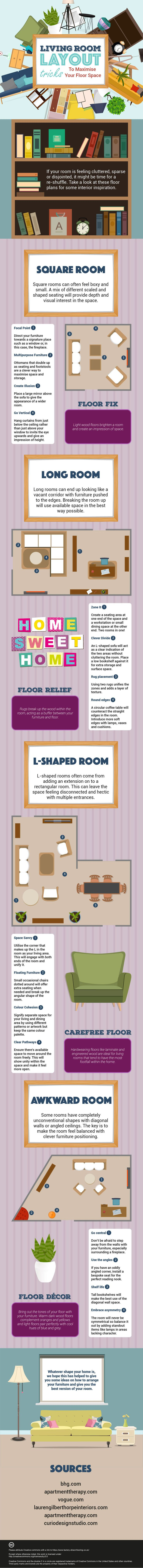 Living Room Layout Ideas To Maximize Your Space
