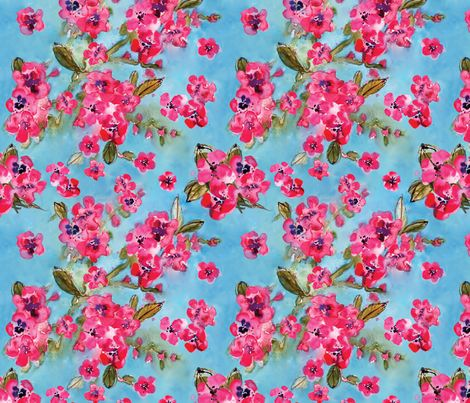 AS_japanese_blossom fabric by milly_dee on Spoonflower - custom fabric