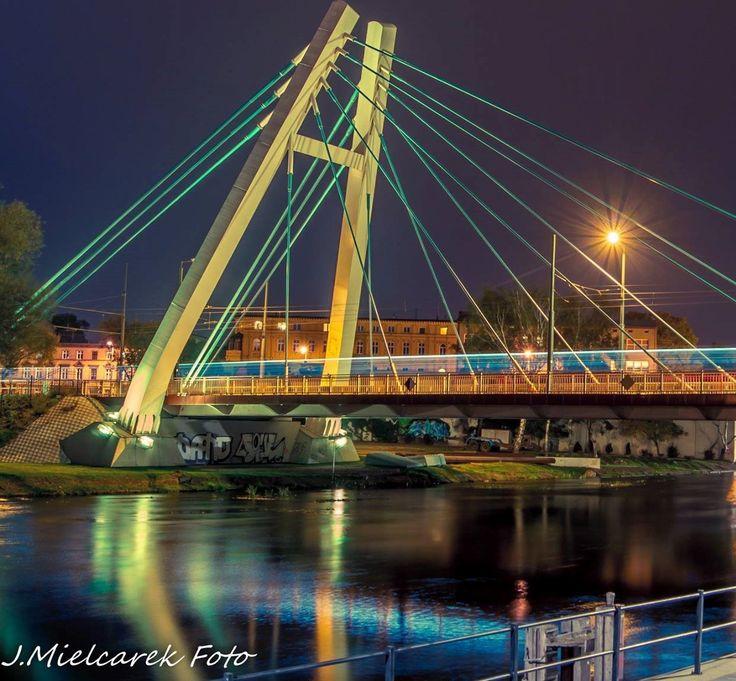 Bridge # Bydgoszcz # Poland