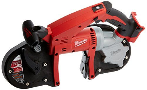 Bare-Tool Milwaukee 2629-20 M18 18-Volt Cordless Band Saw (Tool Only No Battery) https://bestwoodplanerreview.info/bare-tool-milwaukee-2629-20-m18-18-volt-cordless-band-saw-tool-only-no-battery/