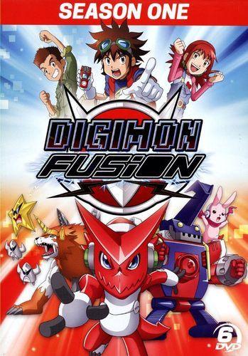 Digimon Fusion: Season One [6 Discs] [DVD]