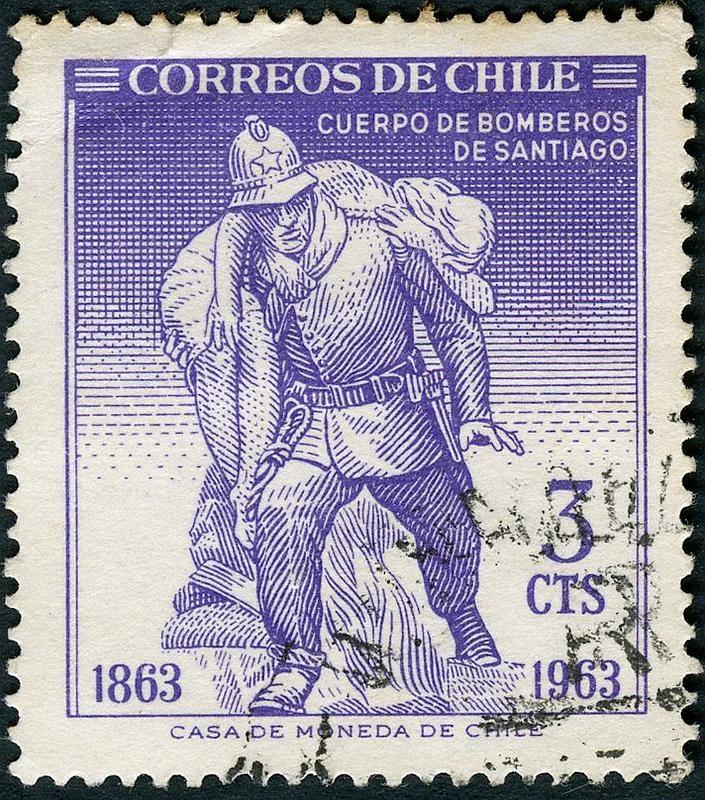 Cuerpo de Bomberos de Santiago