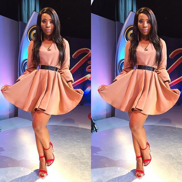 Dress by @lamancheofficial Thanks for watching Zaziwa tonight