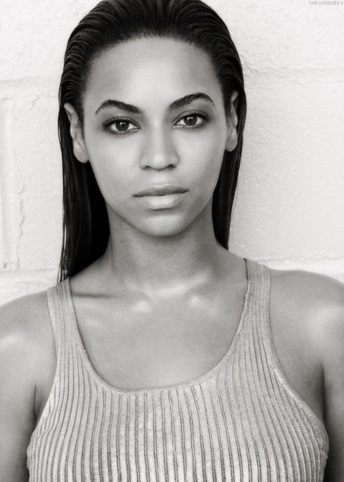 Our tips to get Beyonce's slicked-back look.