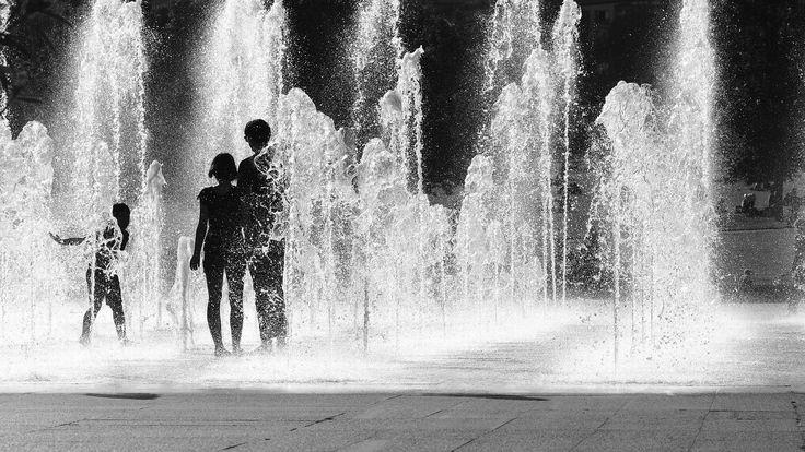 Se motefotografens Paris-bilder
