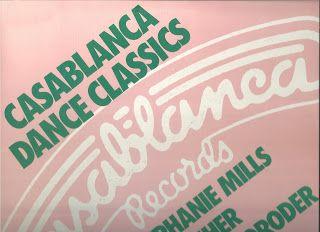 "MEDUSABOY: Various Artists - Casablanca Dance Classics ( 12"" ..."