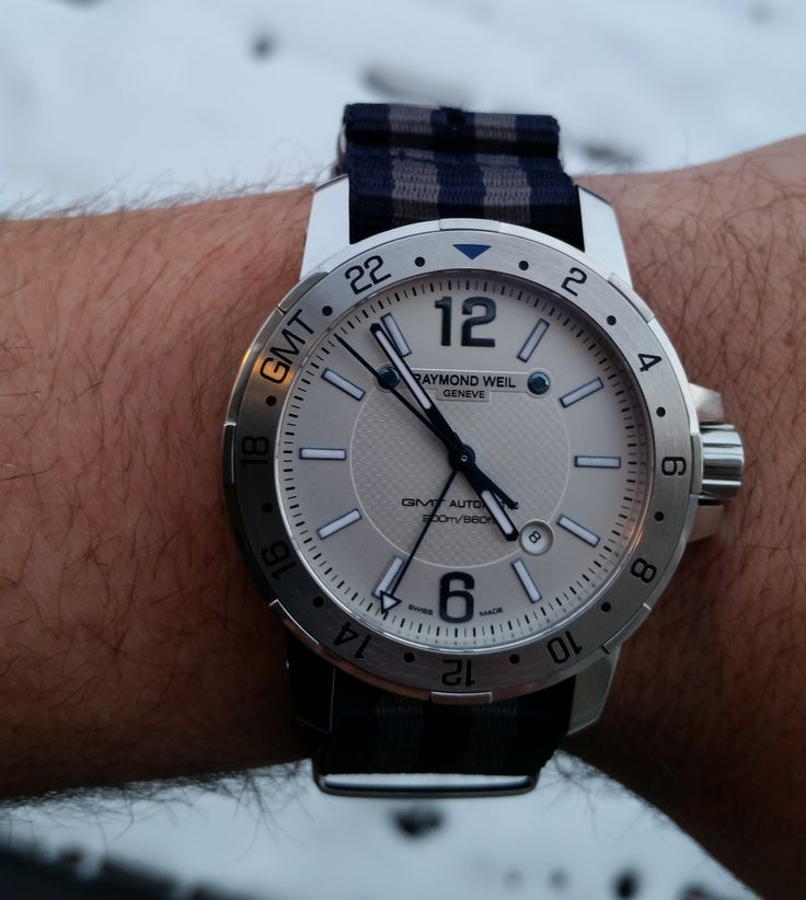 117 best Raymond Weil Watches By Jeremy Mc. images on Pinterest ...