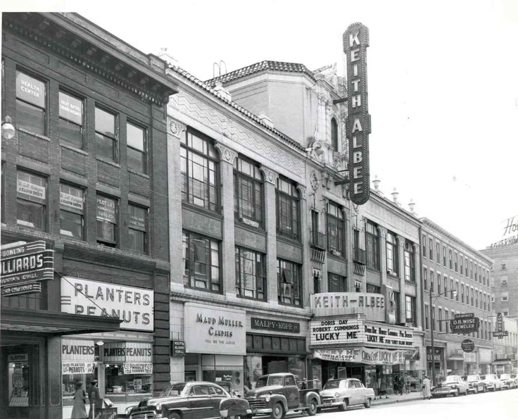 Historic Photo of the KeithAlbee Theatre Chang'e 3, The