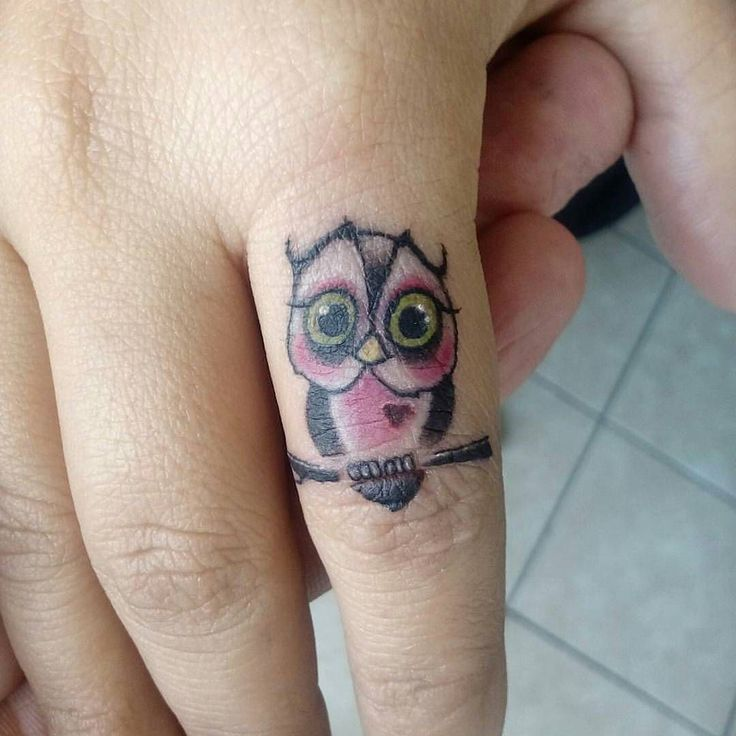 The 25+ best Owl tattoo wrist ideas on Pinterest | What do ...