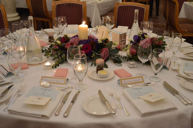 Intimate wedding in the Garden Room Restaurant