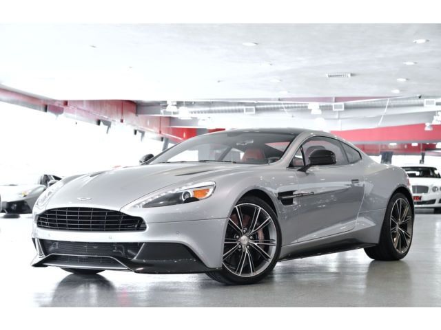 'Skyfall' live out your JamesBond fantasises with this Aston Martin Vanquish Vanquish. Click for more. #spon