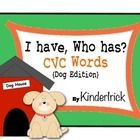 Practice reading CVC words quickly with this fun game.  Perfect for new readers and a great reinforcement for emerging readers.  Use it in small gr...