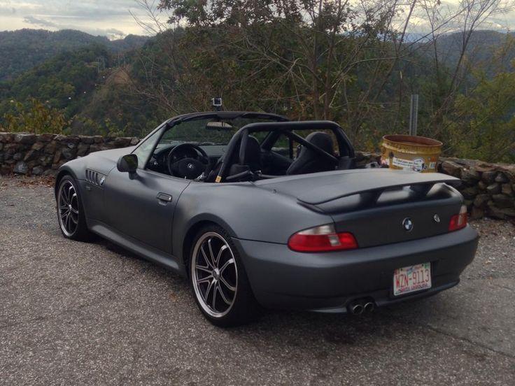 Bmw Z3 Matte Grey Bmw Roadsters Amp Coupes Pinterest