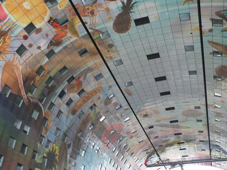 Rotterdam, shopping hall