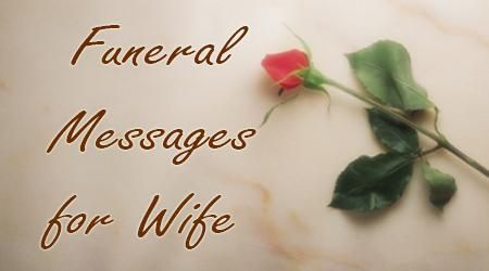 Witnessing the funeral of a wife and having to bear the loss of the beloved wife is the saddest thing for any husband.