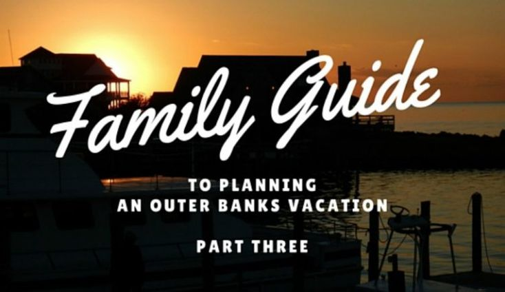 OBX vacation planning made easy! We've got the top 25 things to do at the Outer Banks, food, adventure, history, beach, fishing, shopping... it's all here!