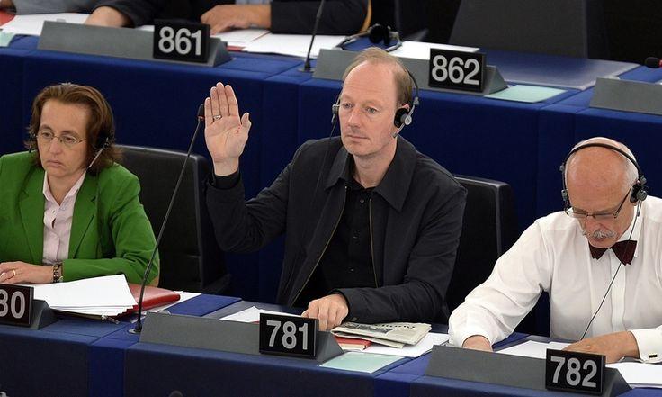 Martin Sonneborn bleibt sich treu - Politik-Nachrichten - Mittelbayerische