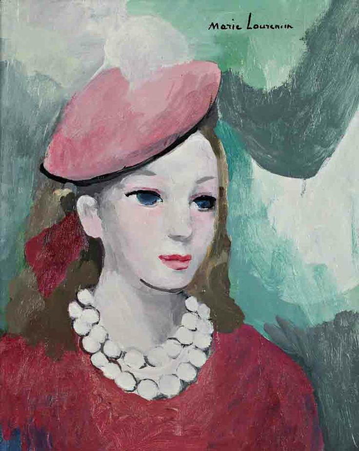 Marie Laurencin (1883-1956) : ?