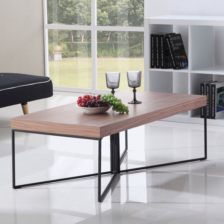 B-Modern Mixer Coffee Table - BM-300-BRN-B