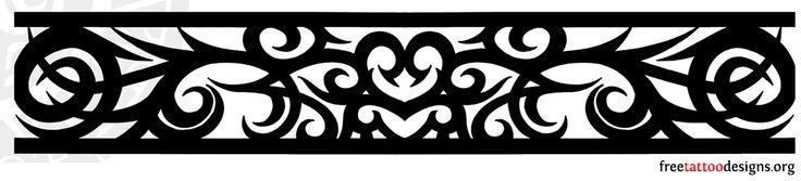Armband Tattoos   Tribal, Native American and Feminine Designs