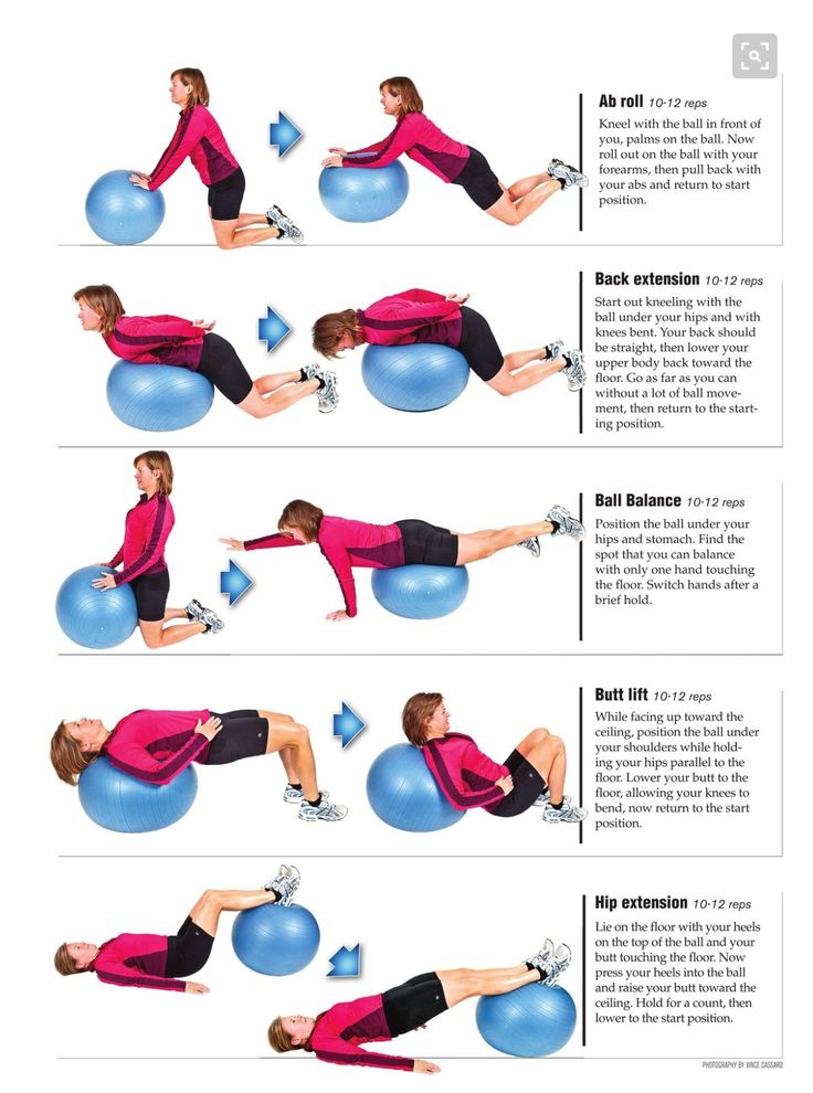active ab workout