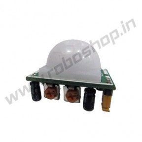 PIR Sensor @http://www.roboshop.in/sensors/pir-sensor