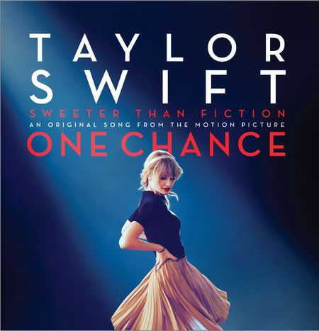 One Chance (Soundtrack) - Taylor Swift  This is one of my favorites because I found it when I was on a similar situation.