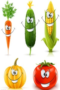 vegetable cartoon...so cool...thanks Olga :)