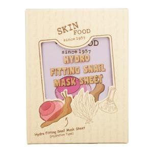 Skin Food Hydro Fitting Snail Mask Sheet