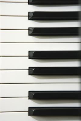 ¿Cómo tocar el piano con el teclado de la computadora? | eHow en Español