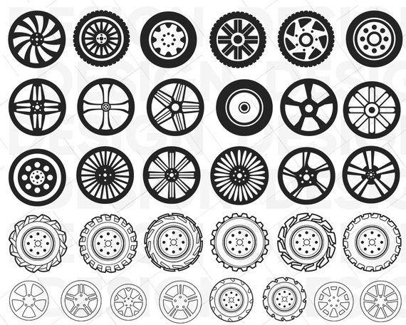 Wheel Svg Tires Svg Car Svg Alloy Wheels Road Race Etsy In 2021 Stencil Vinyl Alloy Wheel Tractor Tires