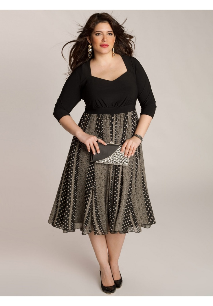 Plus Size Sarah Dress image