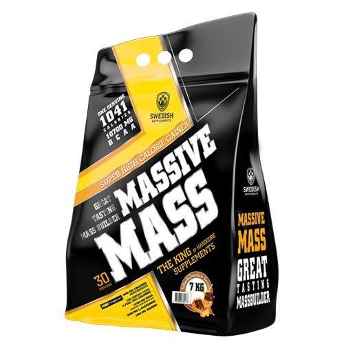 Gå upp i vikt snabbt med Massive Mass för att lättare bygga muskler! 1000 Kcal/portion ✔Allt inom kosttillskott ✔Fri frakt över 500 kr ✔Snabba leveranser 2-4 dagar