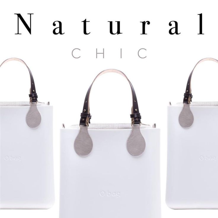 O chic in white! Uno stile #minimal che fa la differenza.  #Obag #summer #ss16…