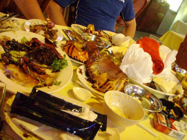 Pepper Crab Feast, Singapore